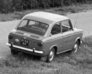 1965 FIAT 850 81-56-AV
