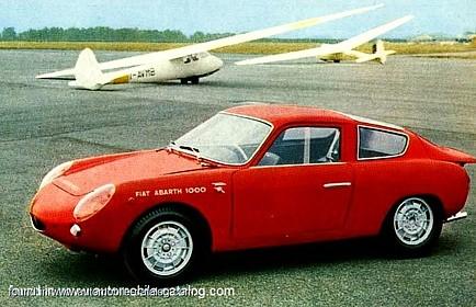 1965 Fiat Abarth Ot 1000