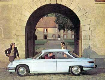 1965 panhard 24b-b