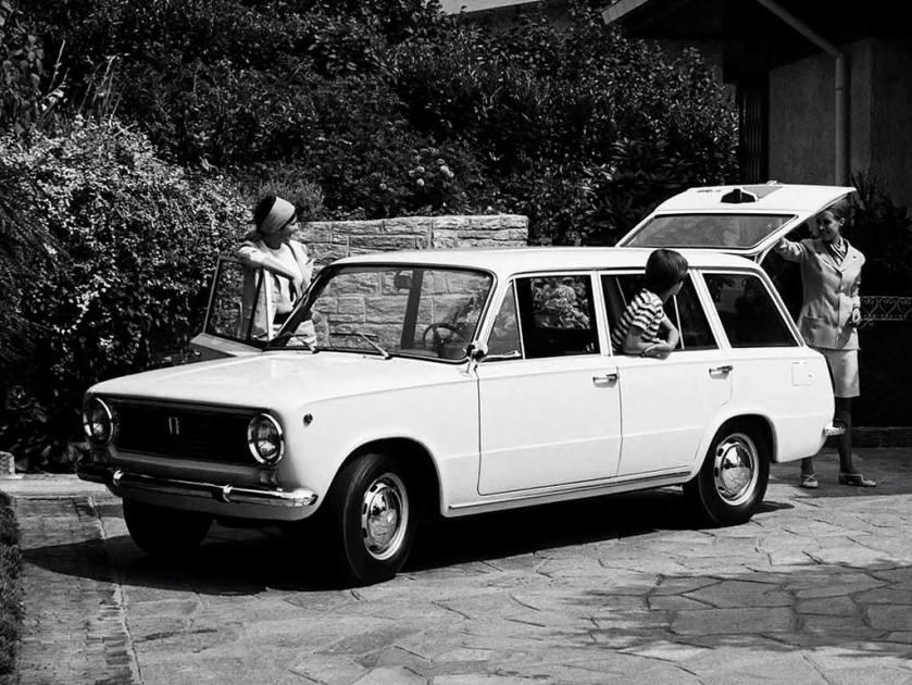 1966-70 Fiat 124 Familiare