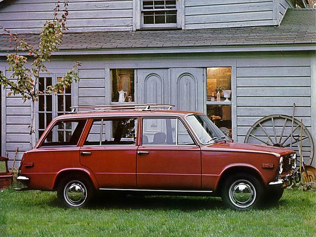 1966-70 Fiat 124 Station Wagon US-spec