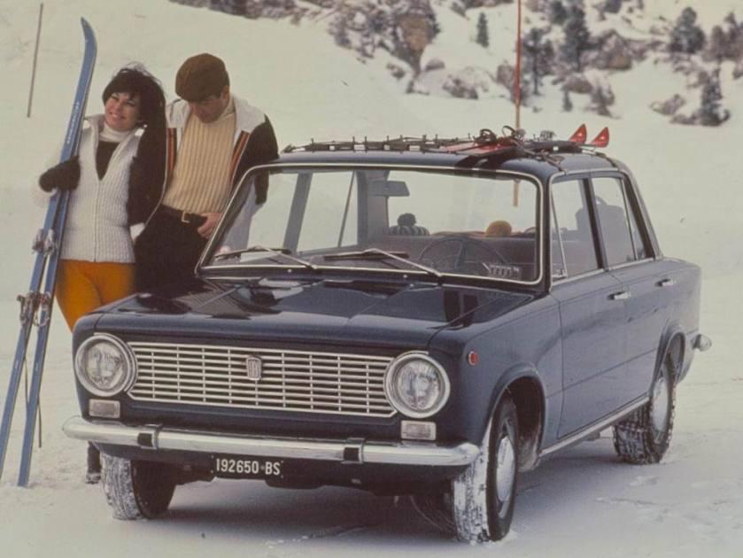 1966-70 Fiat 124
