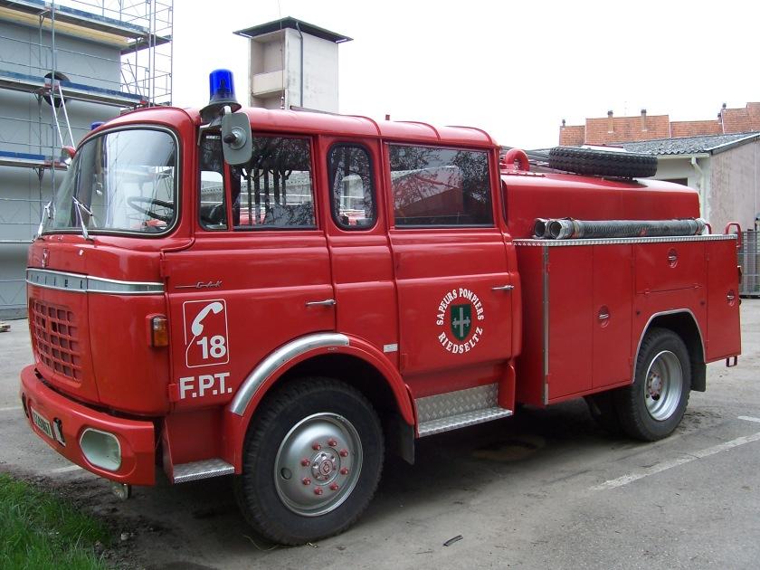 1966 Berliet-GAK Wissembourg a