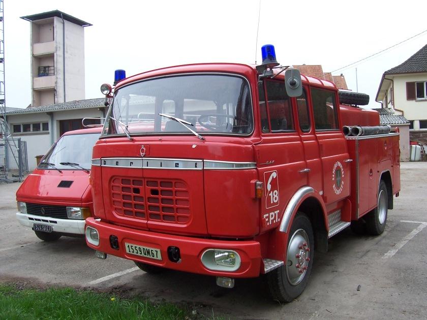 1966 Berliet-GAK Wissembourg