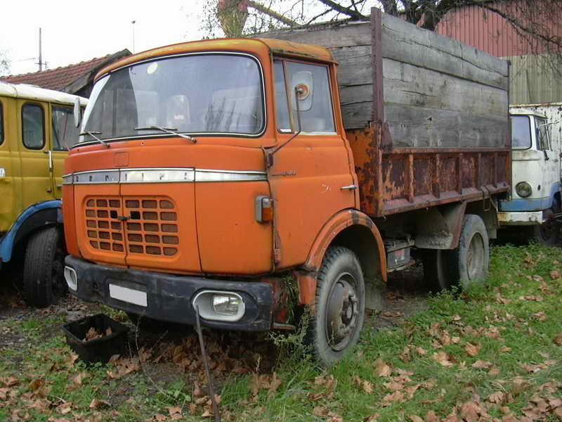 1966 berliet GAK55