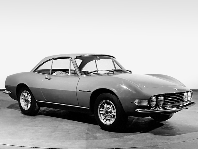 1966 Fiat Dino Speciale Prototipo Pininfarina