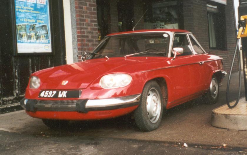 1966 Panhard 24 1ct