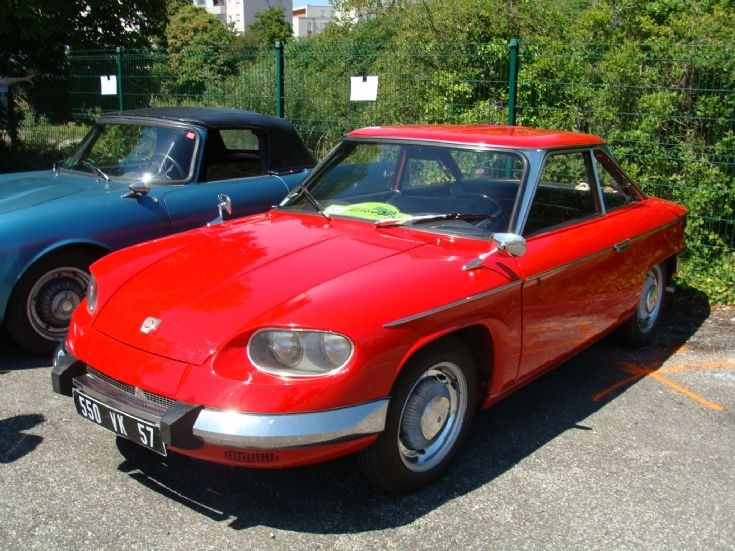 1966 Panhard b