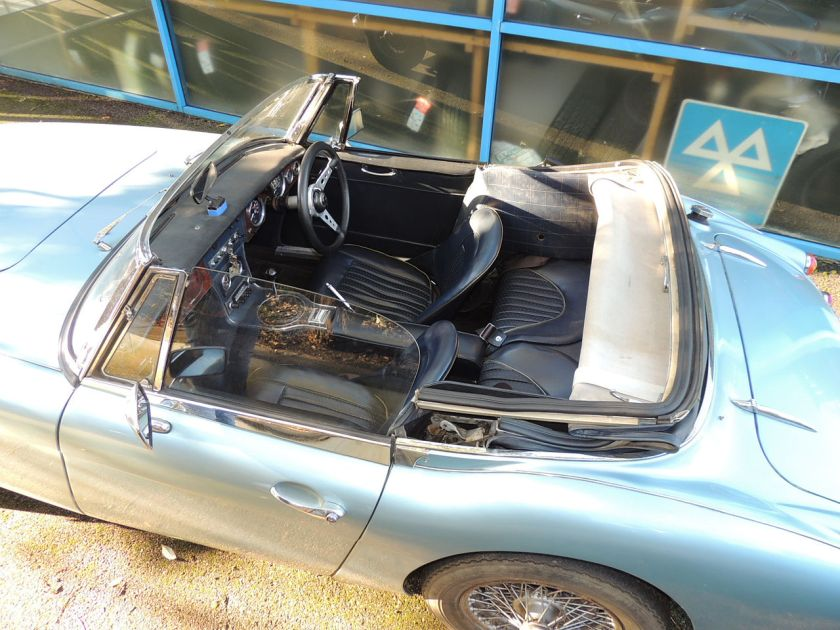 1967 Austin-Healey 3000 Mark III