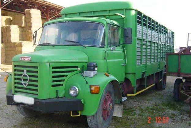 1967 BERLIET GLR 8M 3 160 cv