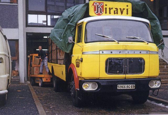 1967 Berliet Kiravi BG69