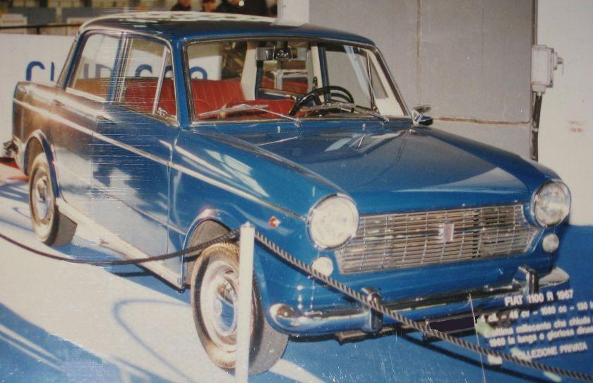 1967 Fiat 1100R