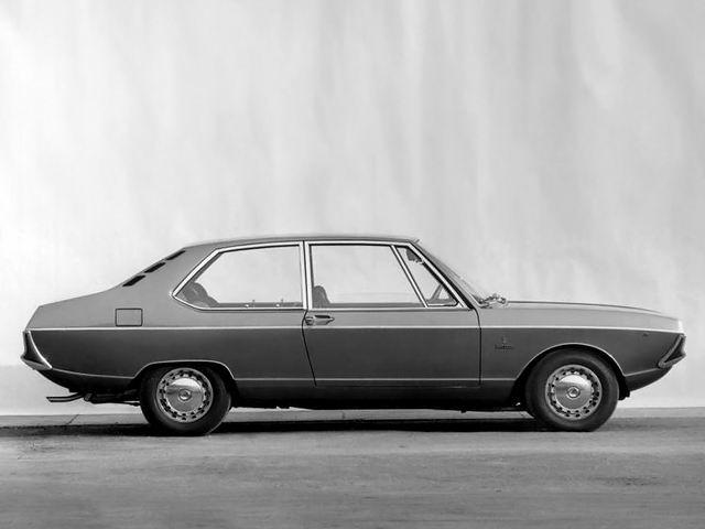 1967 Fiat 125 Executive a
