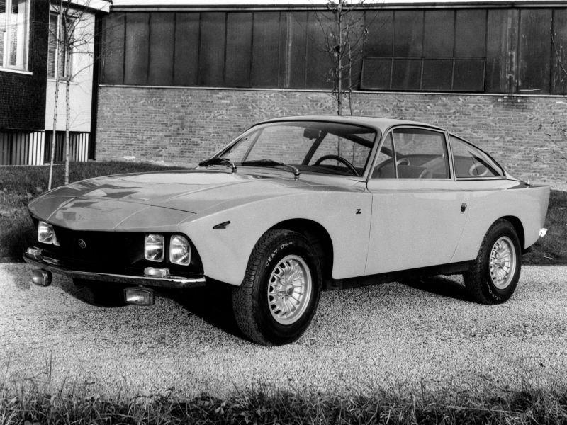 1967 Fiat 125 GTZ
