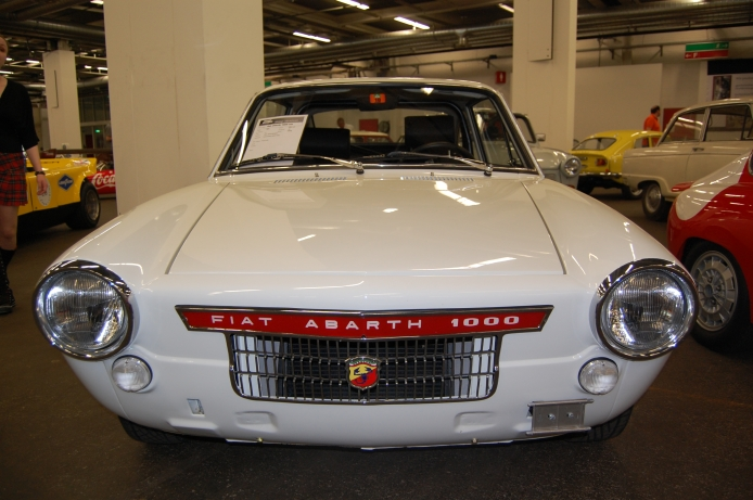 1967 Fiat Abarth 1000 OTS 1965-1970 (1967) (01) [AB1]
