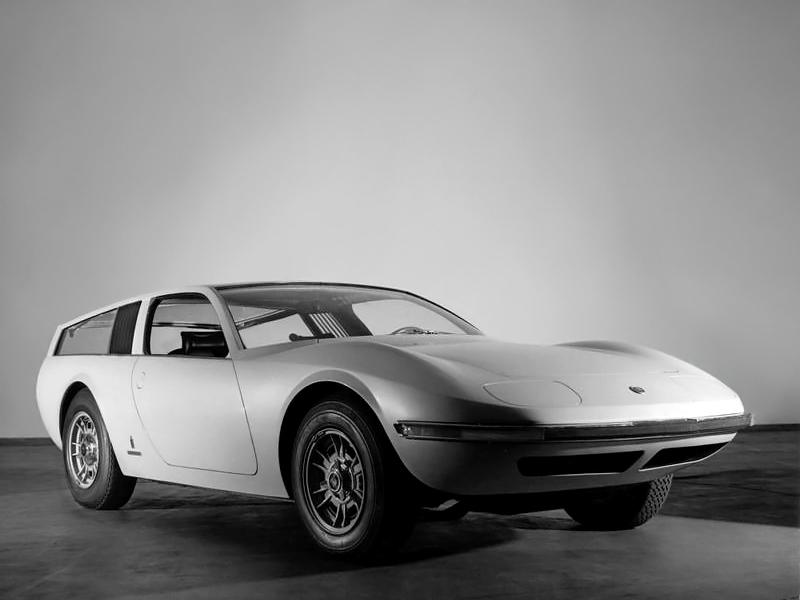 1967 Fiat Dino Parigi Pininfarina