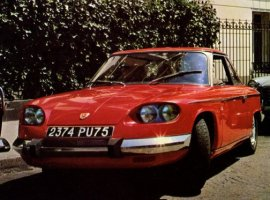 1967 Panhard 24CT