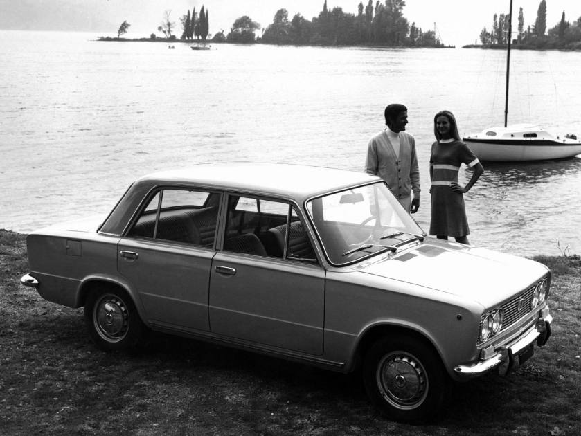1968-70 Fiat 124 Special