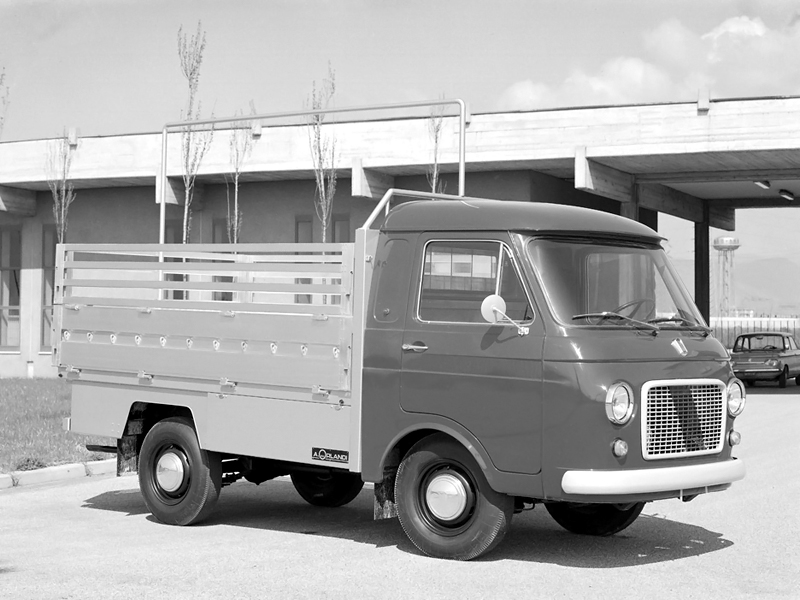 1968-78 Fiat 238 Autocarro