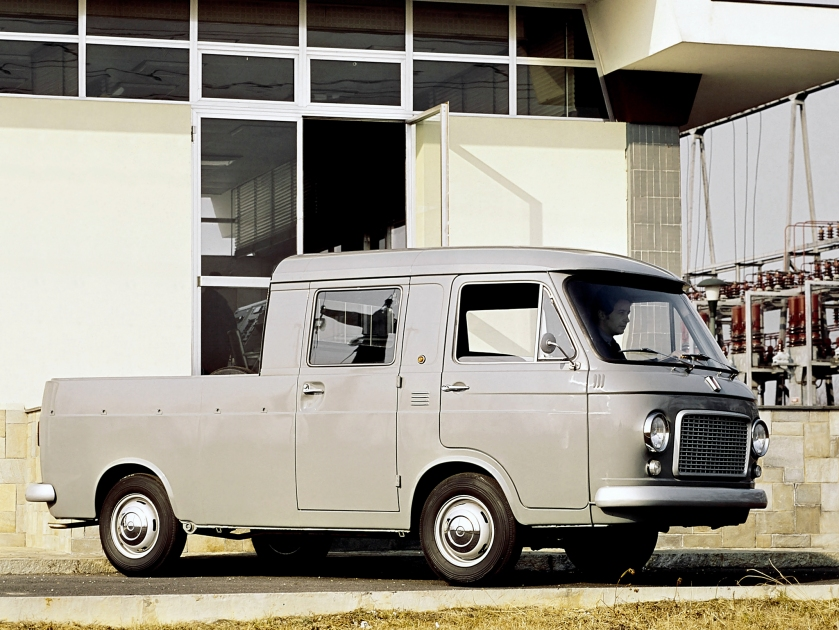 1968-78 Fiat 238 Double Cab Pickup
