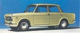 1968 Fiat 1100 4 Door