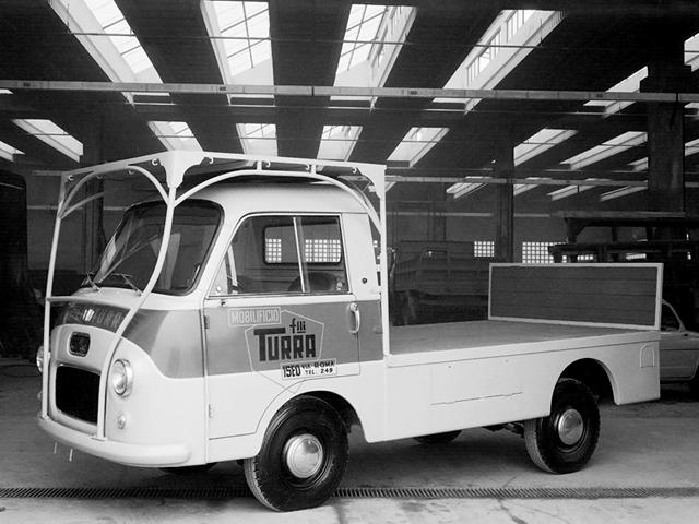1968 Fiat 1100 T Pickup