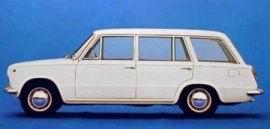 1968 Fiat 124 Kombi