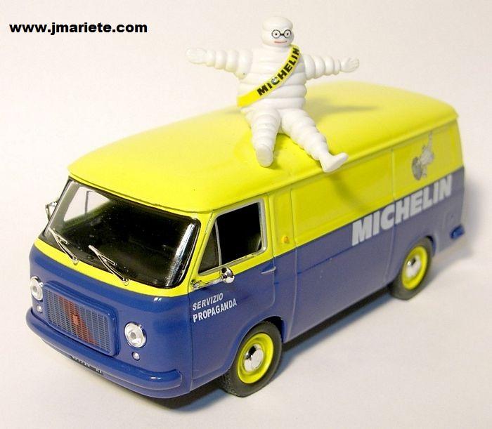 1968 FIAT 238 MICHELIN