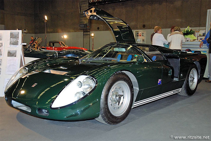 1968 Healey SR Le Mans - Group 6 sports prototype