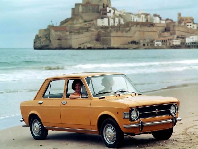 1969-72 Fiat 128