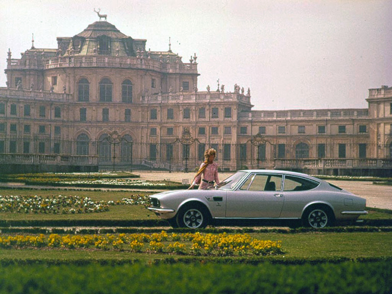 1969-72 Fiat Dino Coupe 2400
