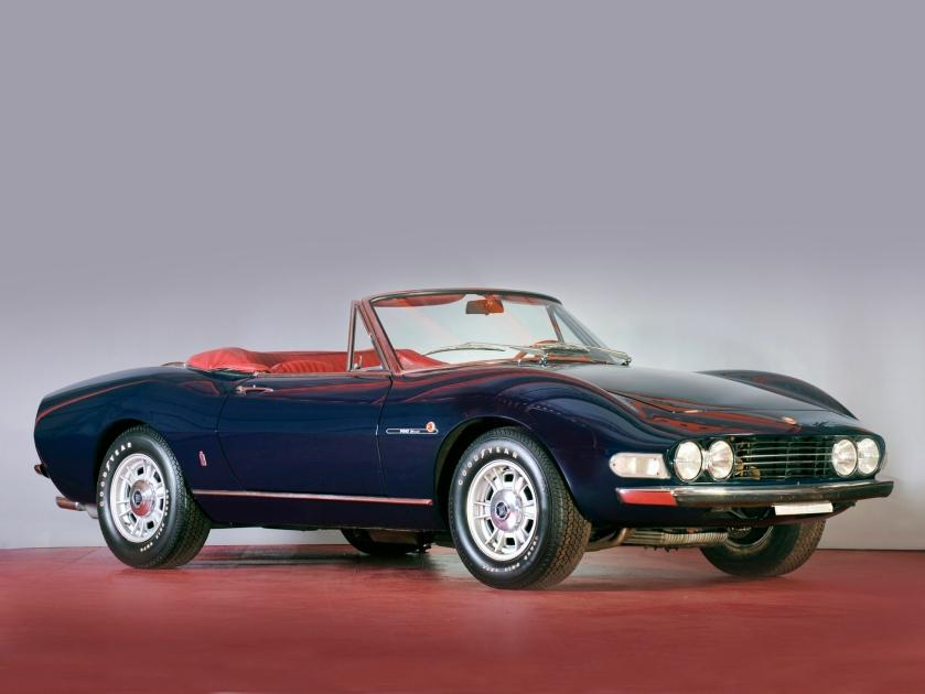 1969-72 Fiat Dino Spider 2400