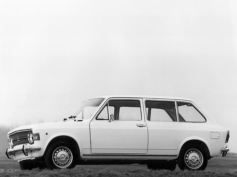 1969-74 Fiat 128 Familiare