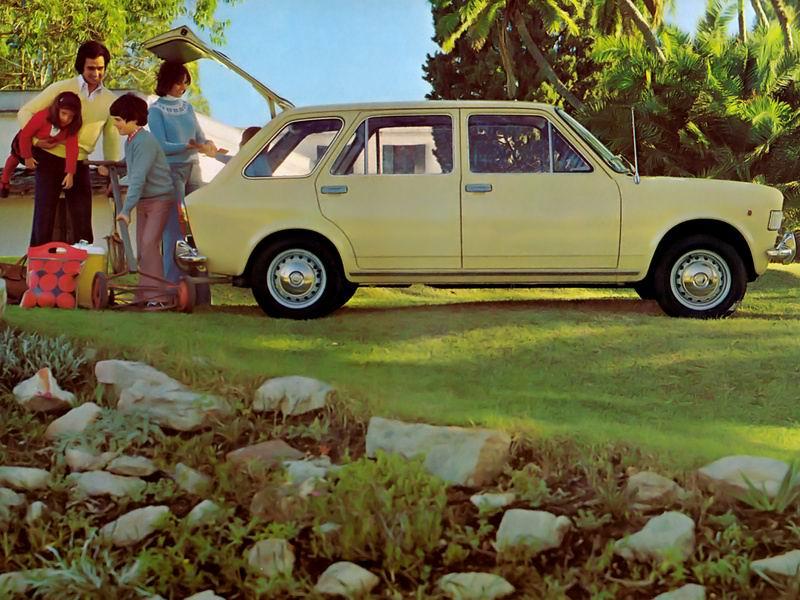 1969-76 Fiat 128 Familiare 5-door