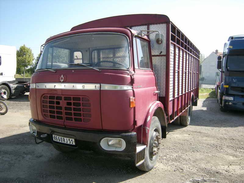 1969 berliet GBK75