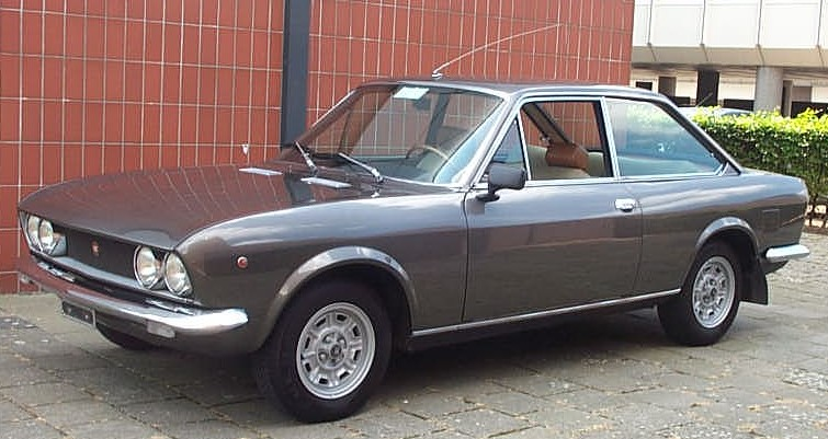 1969 Fiat 124 Sport Coupe 1600 BC