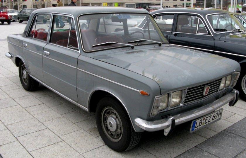 1969 Fiat 125 S