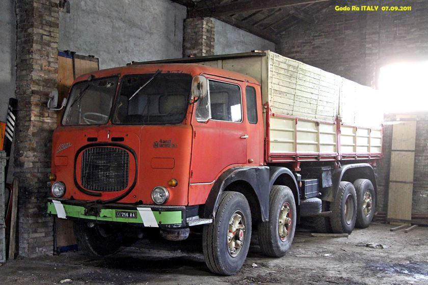 1969 FIAT 690 N3 - 4 Assi Marotta