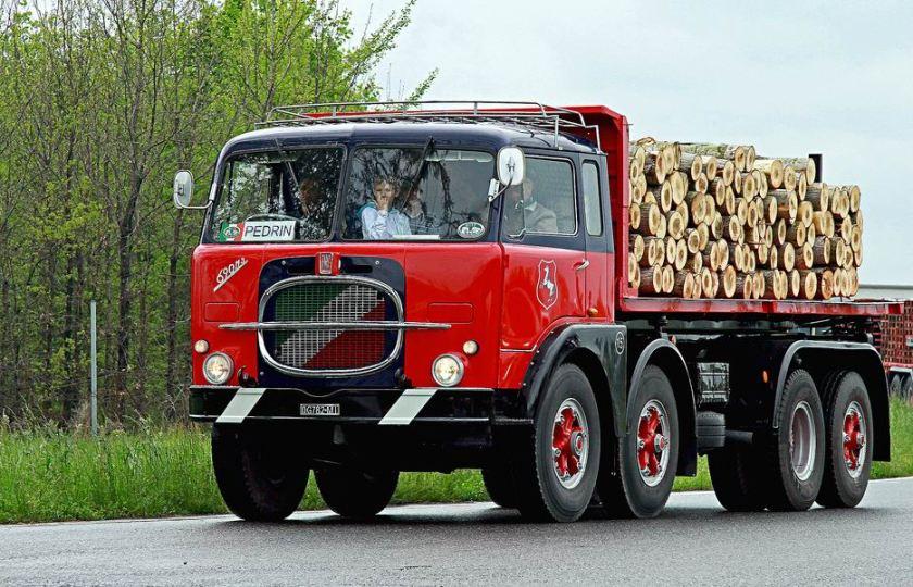 1969 FIAT 690 N3 - A.I.T.E.