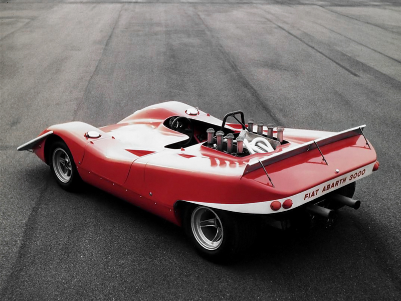 1969 Fiat-Abarth 3000S SE016 Cuneo Prototype