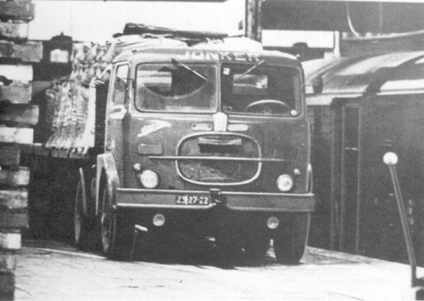 1969 Fiat Jonker