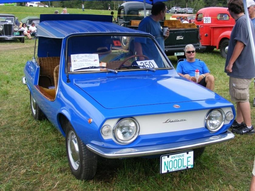 1969 FIAT Shelette