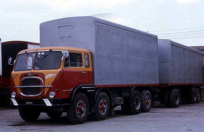 1969 FIAT truck voor Iveco