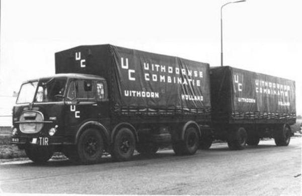 1969 Fiat UC Uithoorn