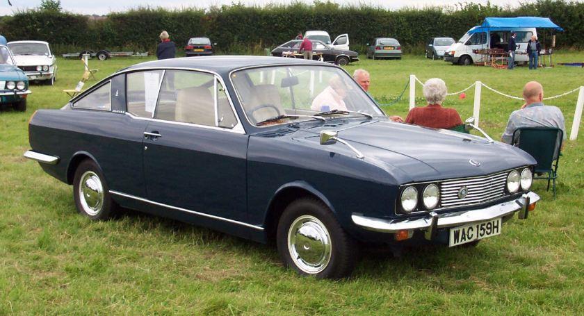 1969 Sunbeam Alpine 'Fastback' Coupe