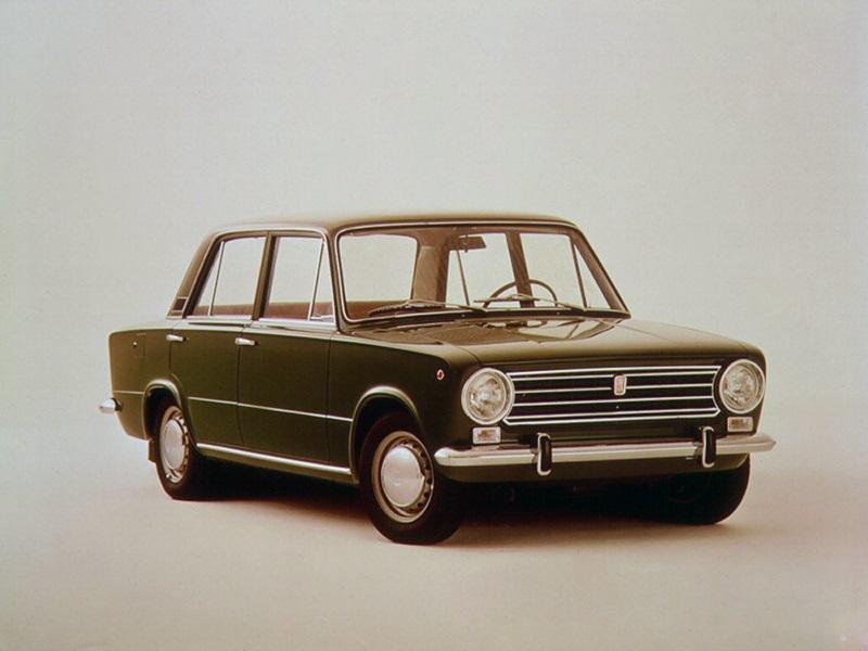 1970-72 Fiat 124