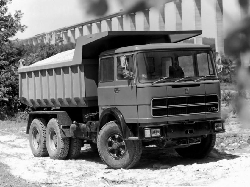 1970-74 Fiat 697NP a