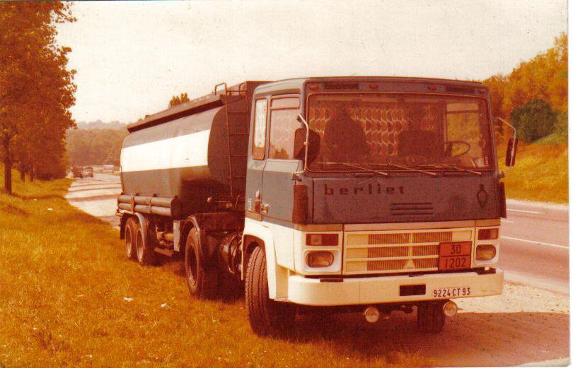 1970 Berliet 22