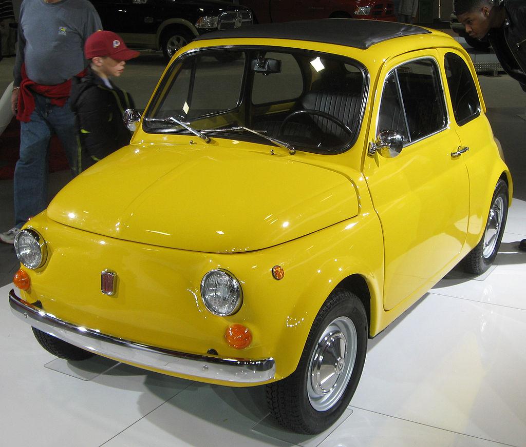 FIAT History Part II + III
