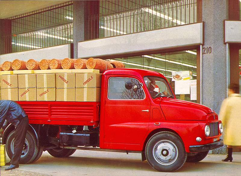 1970 Fiat 616n p13